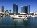 30.03.2014, San Diego: Rund um die Marina von San Diego