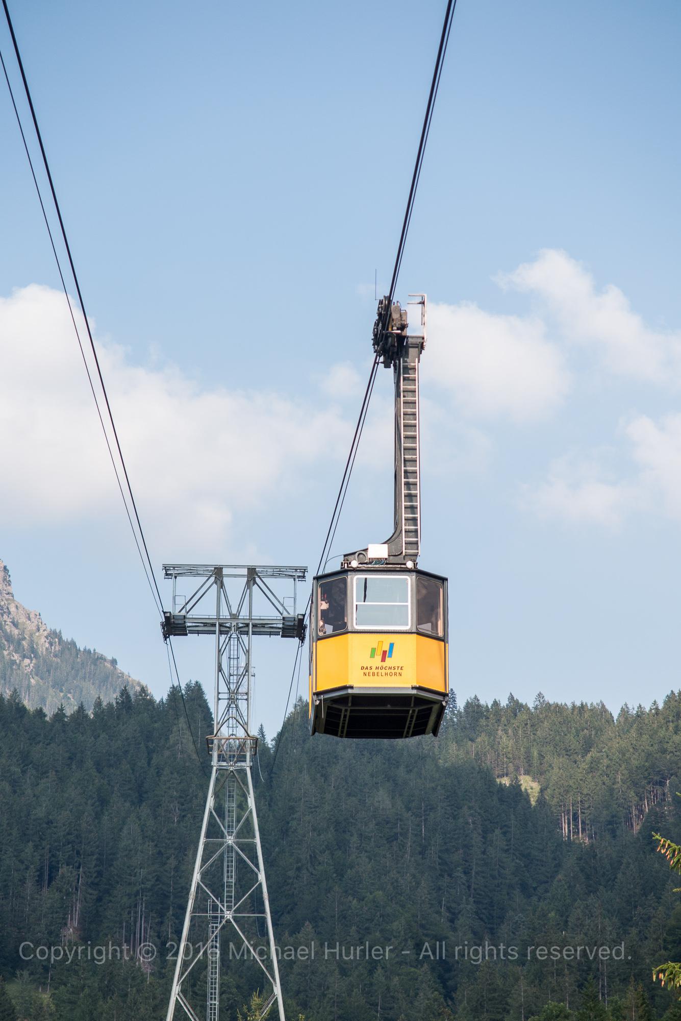 11.08.2015, Oberstdorfurlaub, Urlaubsbeginn