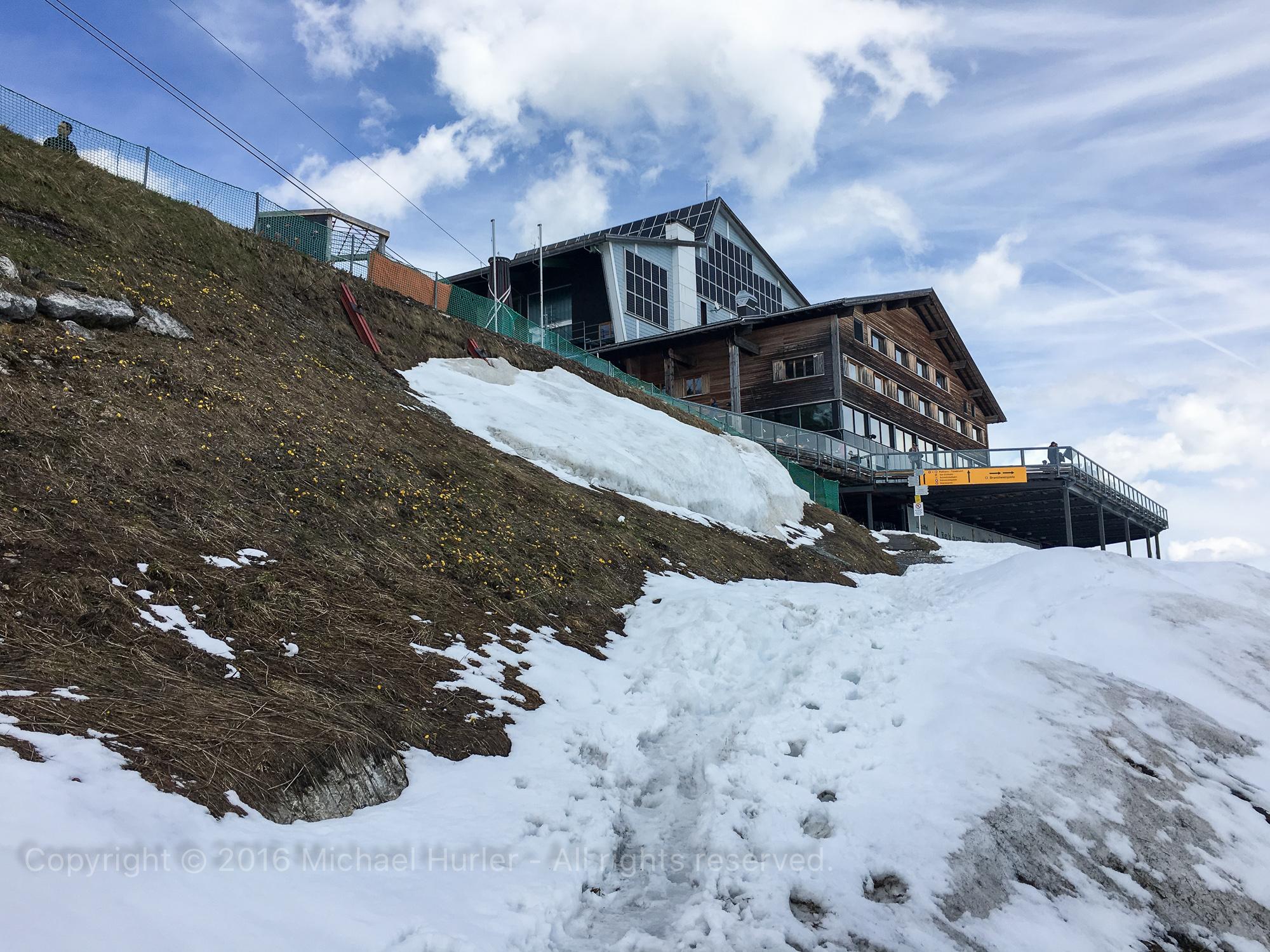 18.05.2016, Oberstdorf Tour zum Kanzelwandhaus