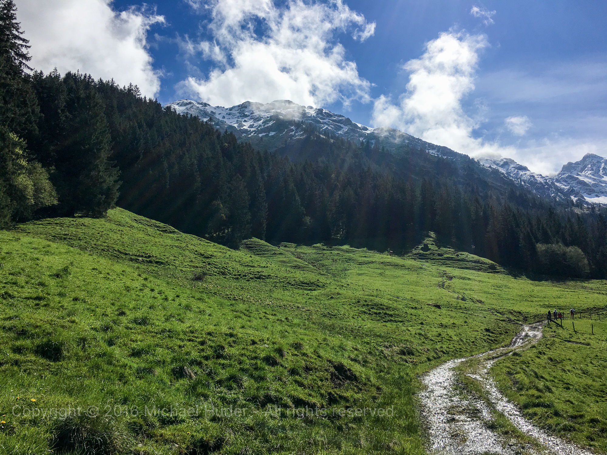 20.05.2016, Oberstdorf Wanderung zum Unteren Gaisalpsee