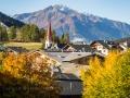 Blick über Seefeld in Tirol