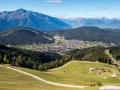 Rundtour Seefeld - Rosshütte - Seefelder Joch - Seefelder Spitze - Rosshütte - Seefeld