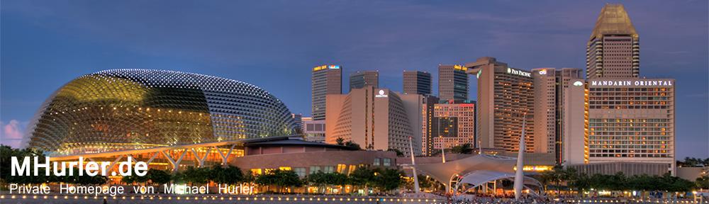MHurler.de - Links - Reisen - Singapur